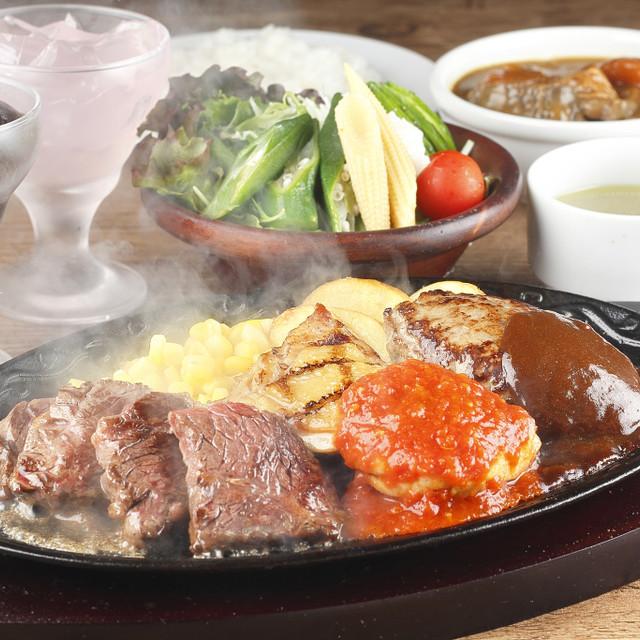 ステーキと焙煎カレー ふらんす亭 池袋サンシャイン60階通り店