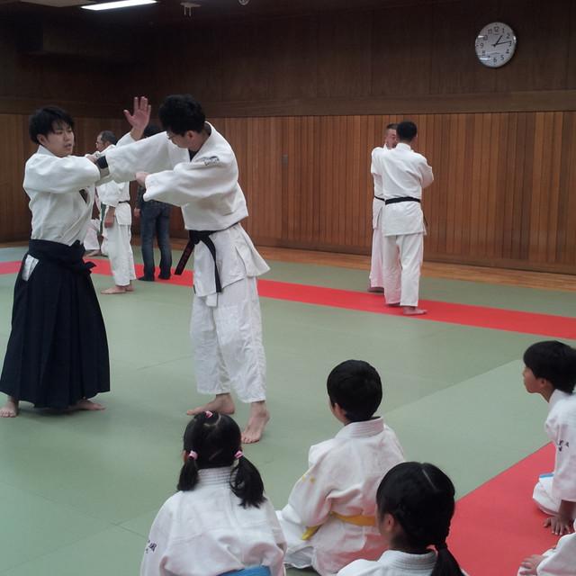 塩田合気道 江戸川橋校